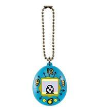 Tamagotchi mini, Blue with Yellow - $40.00
