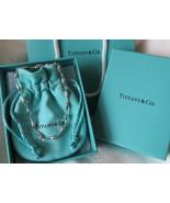 Tiffany & Co. Elsa Peretti Sterling Silver Continuous Teardrop Bracelet~... - $260.00