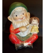 Cute HOMCO Christmas Elf #5205 - $3.00