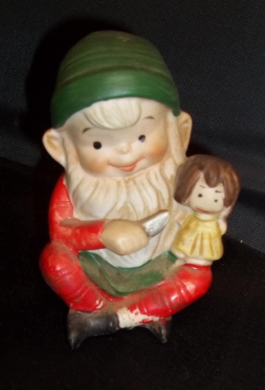 Cute HOMCO Christmas Elf #5205