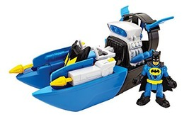 Fisher-Price Imaginext DC Super Friends, Bat Boat - $87.67