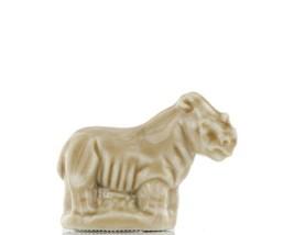 Wade Whimsie Miniature Porcelain Noah's Arc Rhinoceros