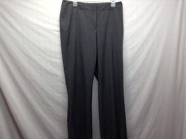 Worthington Ladies Slate Grey Slacks Curvy Fit Sz 12 - $44.55