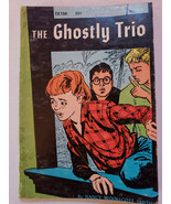 The Ghostly Trio by Nancy Woollcott Smith (9th Printing 1965, Paperback) - $4.99