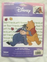"""Disney Home """"Best Friends Forever"""" Kit #1132-42 New Pooh Collection - $14.01"""