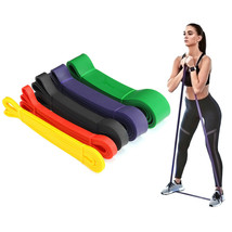 5-120Lbs Latex Resistance Bands Sports Yoga Pull Up Elastic Rope Fitness - $20.64+