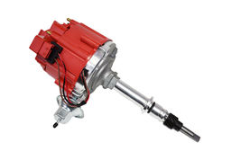 AMC JEEP 232 258 4.0 4.2 6 CYL HEI  DISTRIBUTOR 65K Volt RED image 7