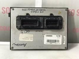 """""""G130"""" 2005 Chevrolet Cobalt 12600885 Engine Computer Oem - $26.98"""