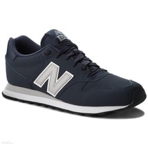 New Balance 500 Navy Blue GM500NAG Mens Running Shoes Size 11.5 - $79.43