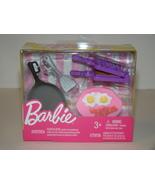 Barbie - Breakfast - Accessories Set - $10.00