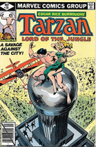 Tarzan Lord of the Jungle Comic Book #28, Marvel Comics 1979 VERY FINE+ - $5.48