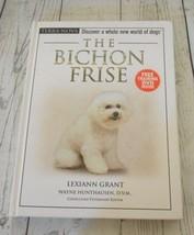 Terra Nova The Bichon Frise Book Free Training DVD inside Lexiann Grant - $9.25
