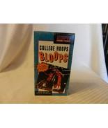 College Hoops Bloops (VHS, 1990) - $7.43