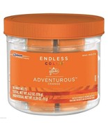Glade Endless Color Scented Wax Melts 16 ct Adventurous Orange NEW - $10.00
