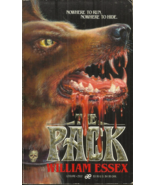 THE PACK - William Essex - HORROR - FORMER DOMESTIC DOGS TURN ON HUMAN B... - $12.98