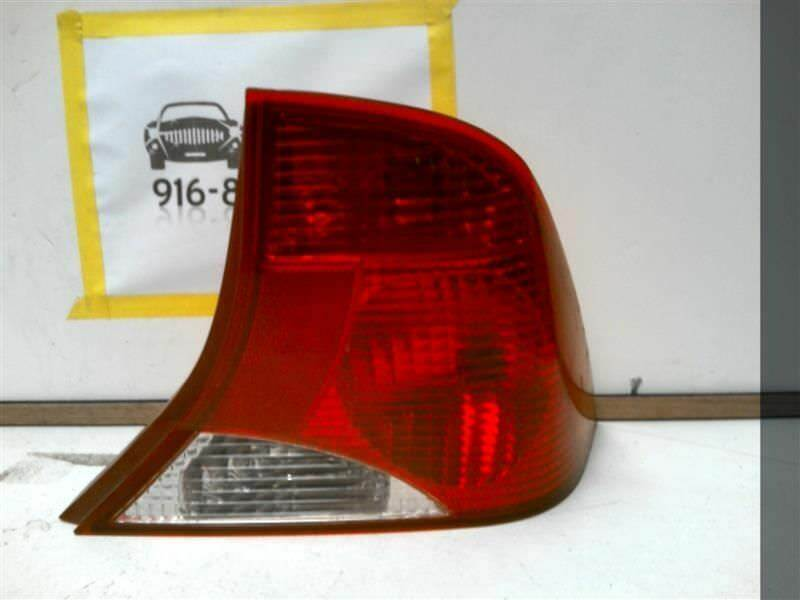 Primary image for Passenger Right Tail Light Sedan Thru 1/22/01 Fits 00-01 FOCUS 63189