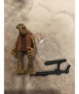 Star Wars Momaw Nadon Hammerhead Kenner 1996 Complete 3.75 Action Figure - $3.99