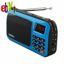Rolton W405 Portable Mini Fm Radio Speaker Music Player Tf Card For Pc I... - $20.74 CAD