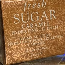New In Box FRESH Sugar Lip Caramel Hydrating Balm 2g Travel Sz image 3