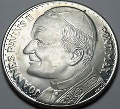 Vatican Silver Medal Pope Pavlvs Ii~John Paul Ii~Pont.Max~Free Shipping - $26.23