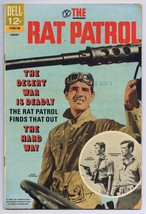Rat Patrol #4 ORIGINAL Vintage 1967 Dell Comics - $13.99