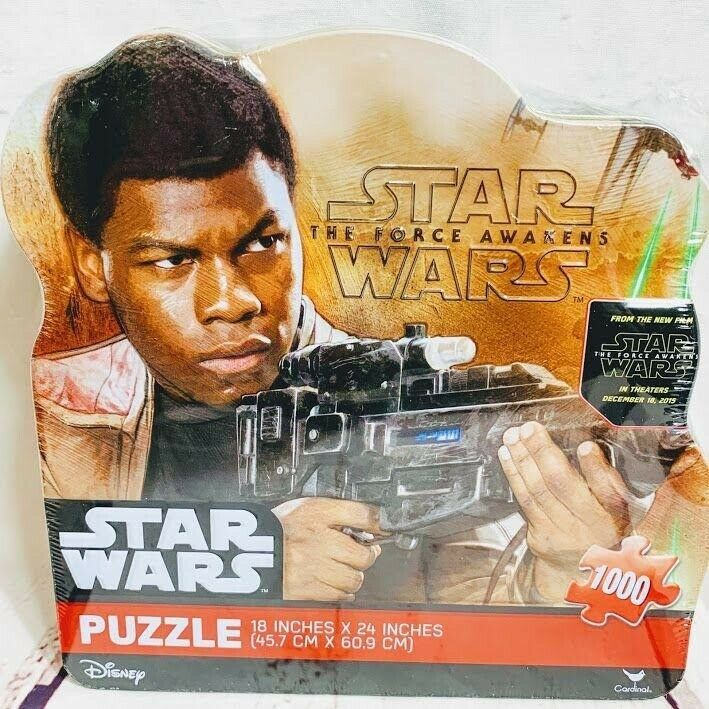 Primary image for Star Wars The Force Awakens 1000 piece Jigsaw Puzzle