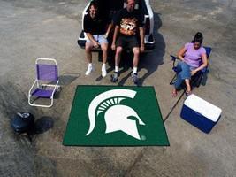 NCAA -  Michigan State Tailgater Rug 5x6  - $137.99