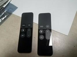 x2 Genuine Apple TV Siri 4th Generation Remote Control A1513 - $37.99
