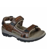Men's Skechers Relaxed Fit: Tresmen - Hirano Sandals, 204106 /BRN Multip... - $49.95