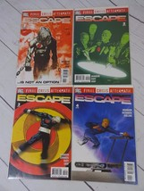 DC Comics Final Crisis Aftermath Run 1-4 Bagged and Boarded - C1608 - $5.99