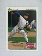 Mike Morgan Chicago Cubs 1992 Upper Deck Baseball Card 703 - $0.98