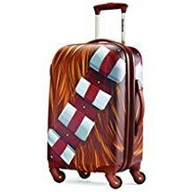 American Tourister Star Wars Chewbacca Hardside Spinner 21 - $112.30