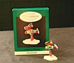 Hallmark Handcrafted Ornaments AA-191774F Collectible ( 3 pieces ) image 5