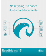 ReadIris Pro 17 Family Pack , for Windows OCR Make files editable Word P... - $189.95