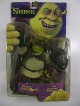 "DRAGON BATTLIN SHREK Movie 6"" Action Figure McFarlane Toys 2001 MOC NIB ... - $38.39"
