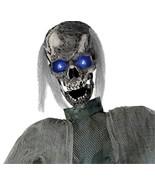 Taille Réelle Effrayant Animé Tics Ghoul Zombie Haunted House Prop Decor... - $215.57