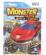 Monster 4X4: World Circuit (Nintendo Wii, 2006) VGC - $12.99