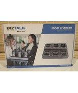 Midland Consumer 6 slot Multi Charger For BR200 Radios w/5V AC Adapter B... - $42.52