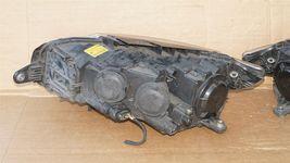 09-12 VW Volkswagen CC Halogen Headlight Head Lights Matching Set L&R image 8