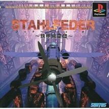 Used Stahlfeder PlayStation JP GAME. - $145.44
