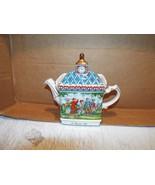 1 Vintage Sadler Made in England Championships Round of Golf Tea Pot - $38.52