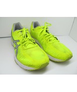 Asics T818N Gel-DS Trainer 23 Mens Yellow Running Stability Sneakers Siz... - $60.86