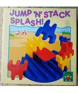 Jump 'N' Stack Splash! Educational Building Game Discovery Toys - $49.99