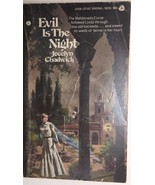EVIL IS THE NIGHT by Jocelyn Chadwick (1974) Avon gothic pb 1st - $9.89