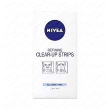 NIVEA REFINING CLEAR-UP STRIPS FOR ALL SKIN TYPES 6 pieces - $11.91
