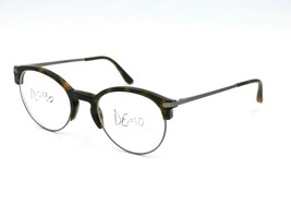 Giorgio Armani AR 7014 Eyeglasses Frame, 5002 Matte Havana Gunmetal. 48m... - $74.20