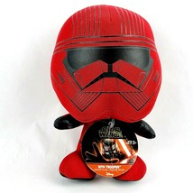 "Disney Star Wars Heroez Sith Trooper 7"" Plush Doll Red Stormtrooper Stuf... - $14.50"