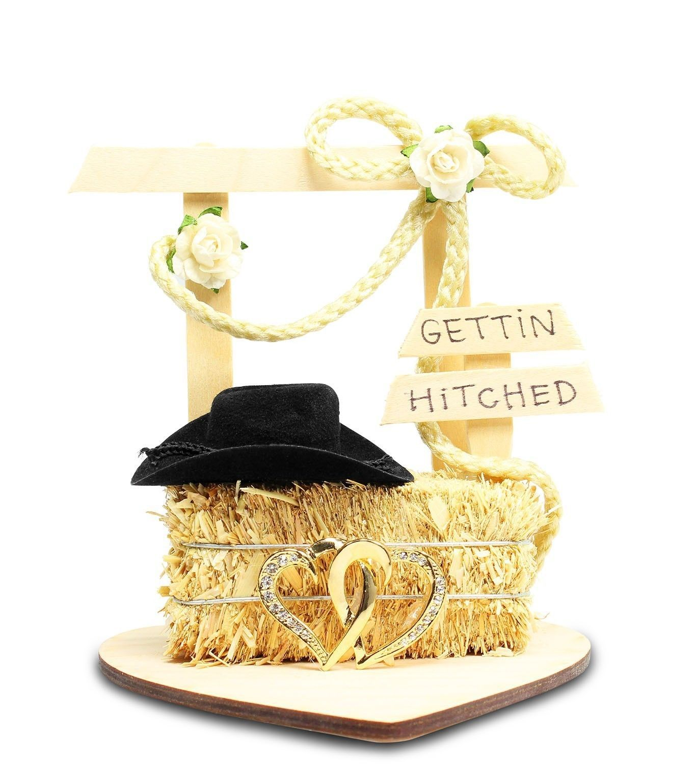 Gettin Hitched Wedding Western Theme Cake and 50 similar items