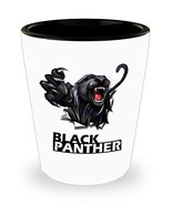 Black Panther Clawing Man Cave Shot Glass Gift - $11.99