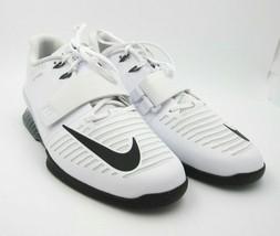 New Nike Romalos Weight Lifting Training Crossfit Shoe Sz 12.5 US(852933... - $145.50